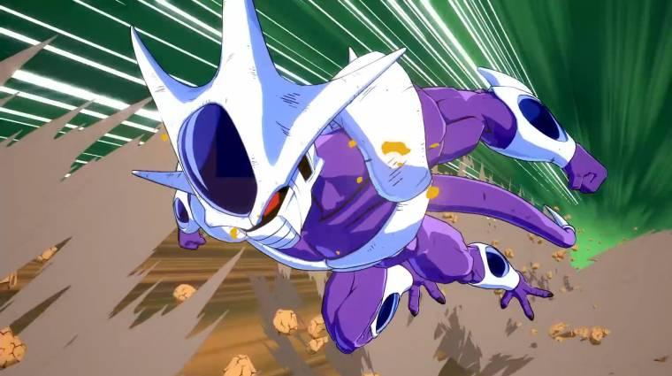 Dragon Ball FighterZ - így bunyózik Cooler bevezetőkép