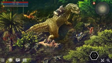 Durango: Wild Lands - megjelent a dínós MMORPG