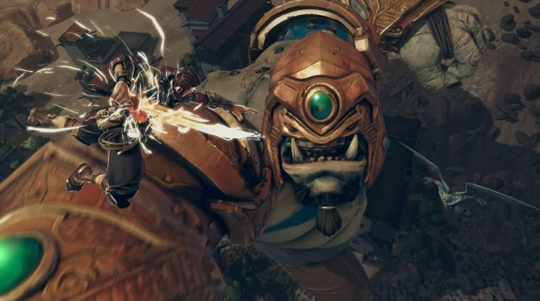 Extinction tesztek - nem egy Shadow of the Colossus bevezetőkép