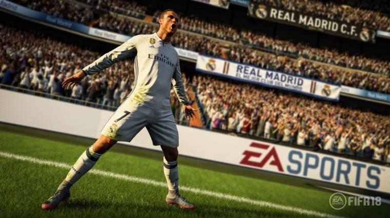 EA Play - visszatér Alex Hunter a FIFA 18 sztorimódjában bevezetőkép