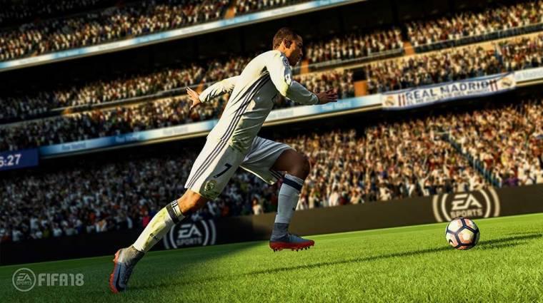 FIFA 18 - a német harmadosztály is előbb kerül be, mint az NB1 bevezetőkép