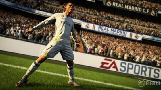 FIFA 18 infódoboz