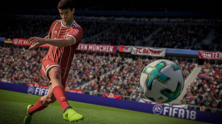 FIFA 18 - pénteken összecsap a magyar és a román Pro Clubs válogatott bevezetőkép