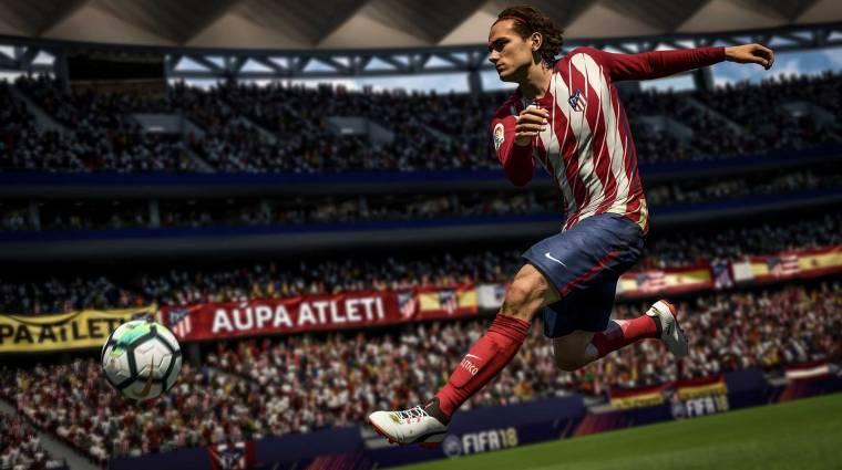 FIFA 18 - itt is gond van a mikrotranzakciókkal, panaszkodnak a rajongók bevezetőkép