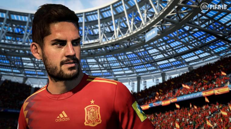 A FIFA 18 ismét bizonyította hazai népszerűségét bevezetőkép