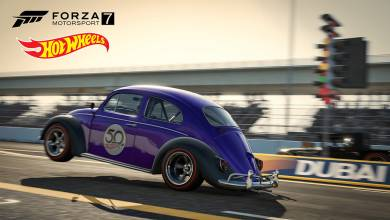 Forza Motorsport 7 - verdákkal ünnepel a Hot Wheels