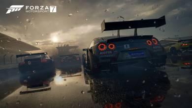 Gamescom 2017 - így néz ki Dubai a Forza Motorsport 7-ben, Xbox One X-en futtatva