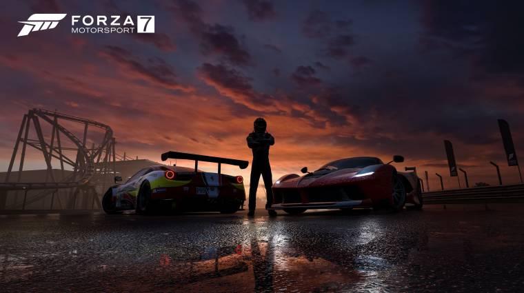 Forza Motorsport 7 - jobban fut az új Nvidia driverrel bevezetőkép