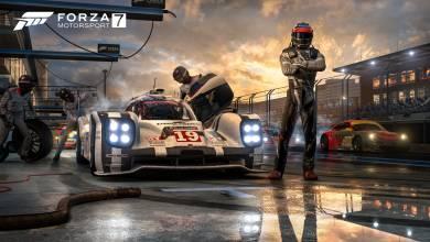 Jól nyitott a Forza Motorsport 7, lejjebb csúszott a Destiny 2