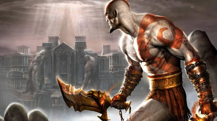 God of War - kiderült, hova tűntek Kratos ikonikus fegyverei bevezetőkép