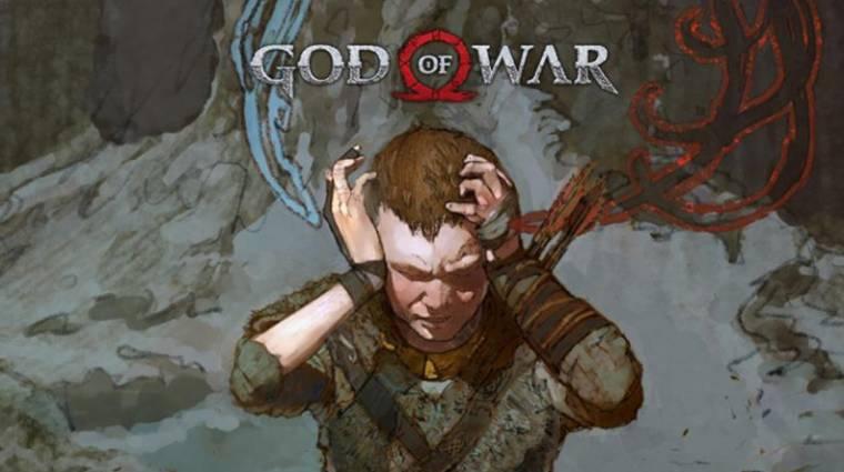 Facebook Messengerben futó szöveges kalandjáték vezeti fel az új God of Wart bevezetőkép
