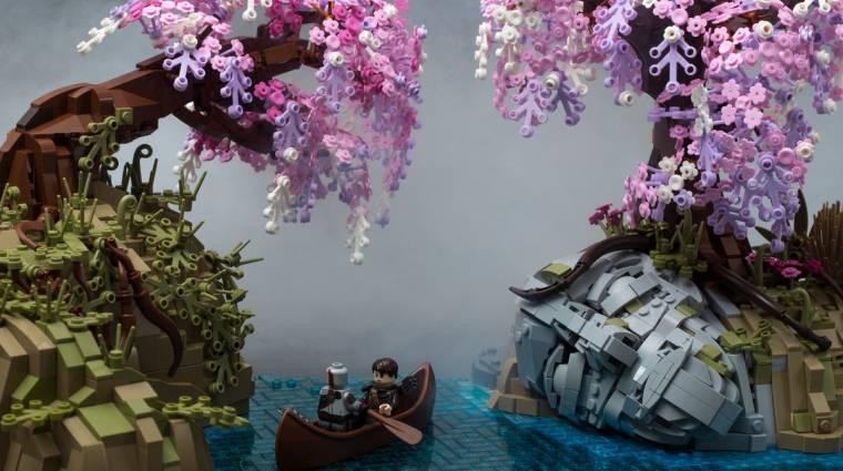God of War – LEGO-val alkották újra az egyik leggyönyörűbb helyszínt bevezetőkép
