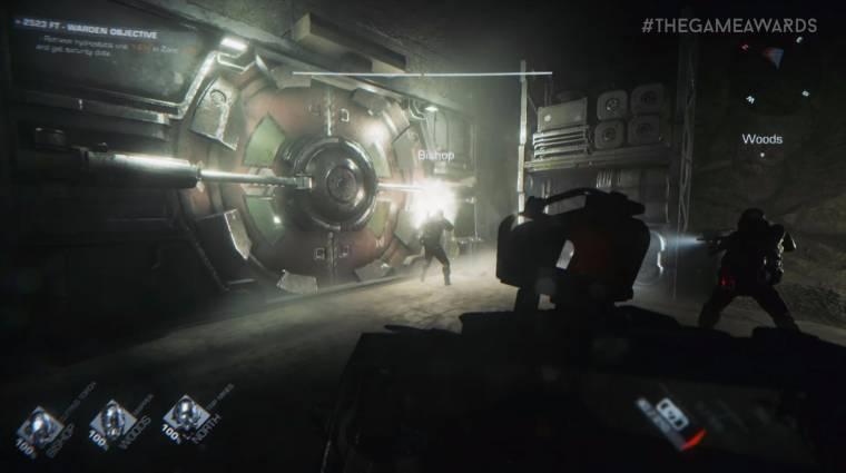 GTFO - mozgás közben láthatjuk a kooperatív horror FPS-t bevezetőkép