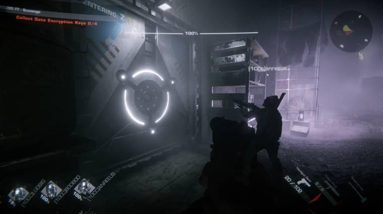 GTFO - új teaseren a kooperatív horror játék bevezetőkép