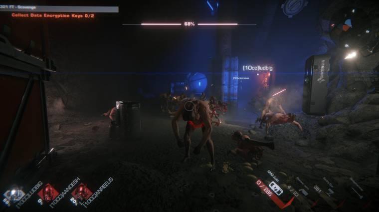 GTFO - a fejlesztők szerint már idén tavasszal megjelenik a játék bevezetőkép