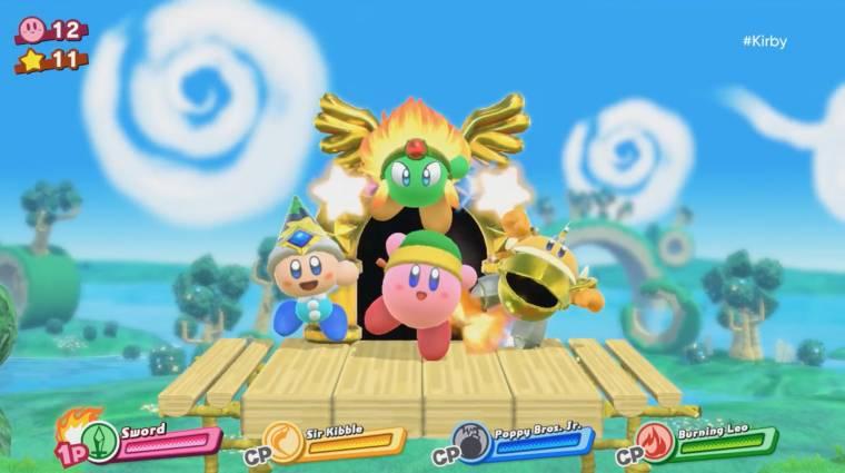 E3 2017 - Kirby is érkezik a Nintendo Switchre bevezetőkép