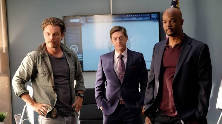 Damon Wayans rábólinthat a Halálos fegyver sorozat 4. évadára? kép