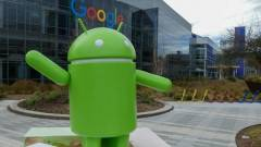 Már megint vírusos appot találtak az Android áruházban kép