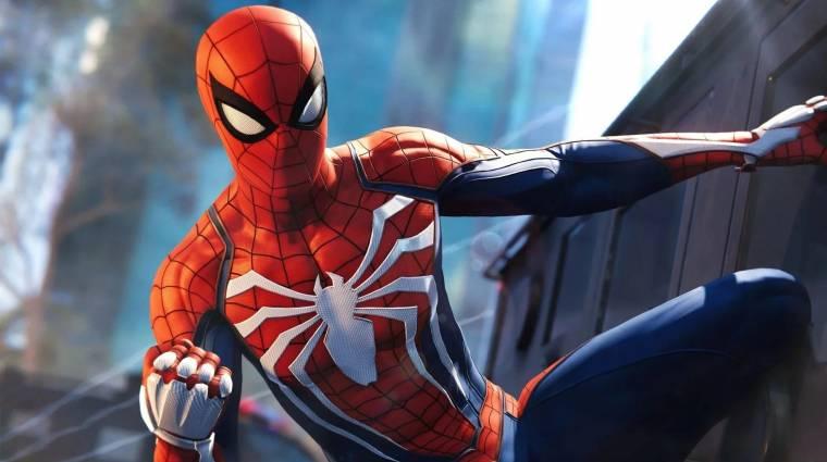 Elképesztő, hogy mennyi fogyott a PS4-es Marvel's Spider-Manből bevezetőkép
