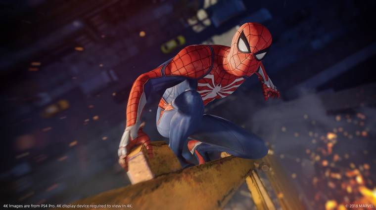Az Insomniac Games fejese halálos fenyegetéseket kap, amiért lecserélték Peter Parker arcát bevezetőkép