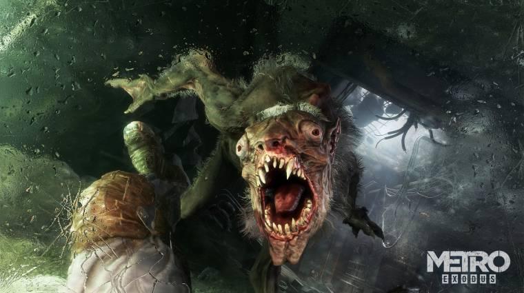 Metro Exodus - kétszer hosszabb a forgatókönyv, mint az eddigi játékoké összesen bevezetőkép