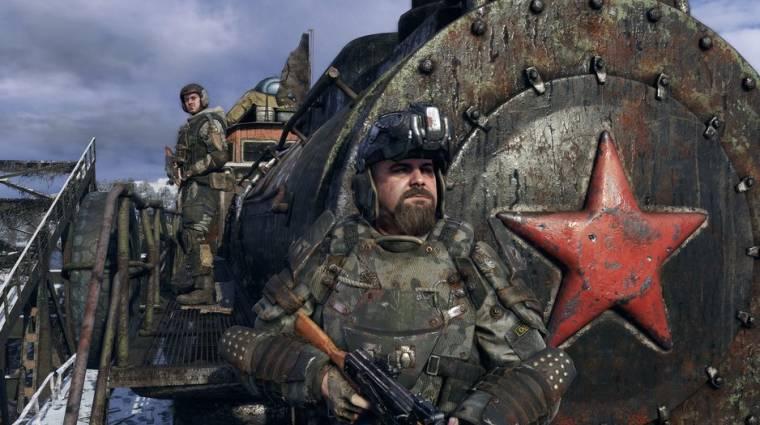 Felvásárolták a Metro sorozat fejlesztőit, multis játékkal bővül a széria bevezetőkép