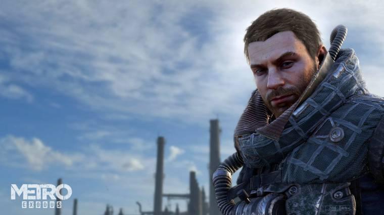 A Metro Exodus az Epic Games Store-ban futotta a legnagyobbat bevezetőkép