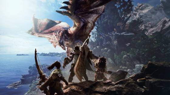 Monster Hunter: World infódoboz