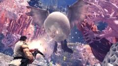 Monster Hunter World - Street Fighter cuccokkal jutalmaz az első esemény kép