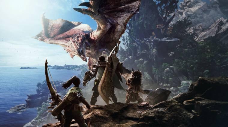 Xbox Game Pass - bekerül a Monster Hunter: World, a Prey, és még néhány játék bevezetőkép