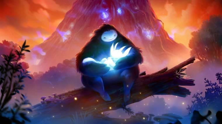 E3 2018 - ilyen lesz az Ori and the Will of the Wisps bevezetőkép