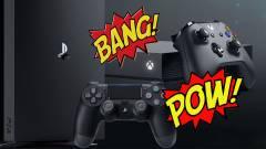 Xbox One X vs. PS Pro: megéri a 100 dollár különbség? kép