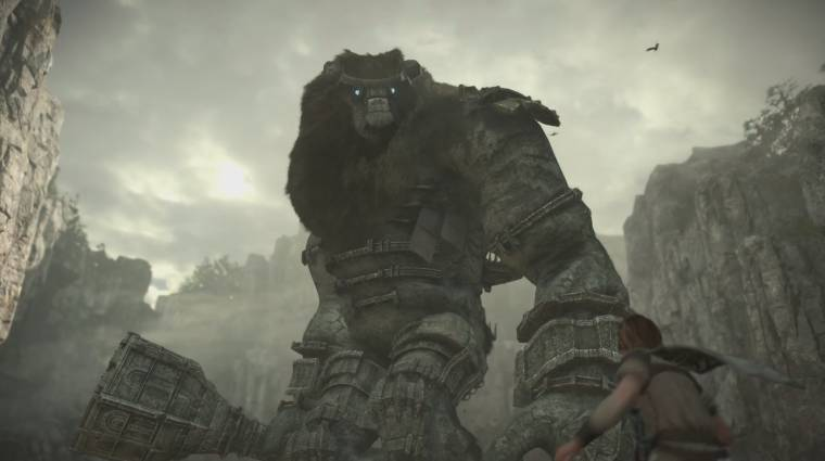 E3 2017 - PlayStation 4-re jön a Shadow of the Colossus bevezetőkép