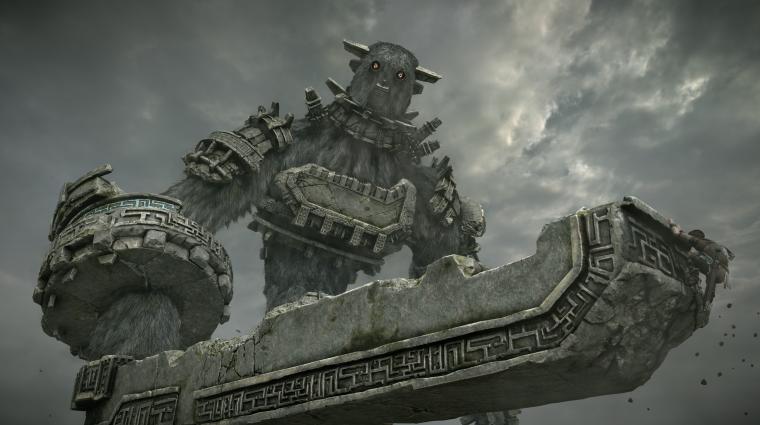 Shadow of the Colossus - így kell legyőzni 16 óriást fél óra alatt bevezetőkép
