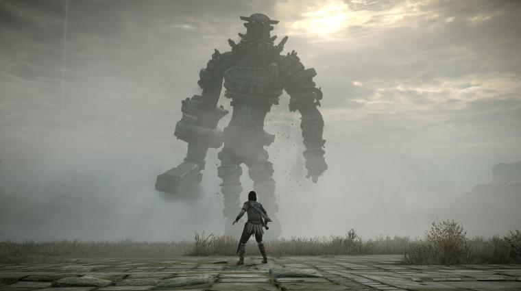 Shadow of the Colossus PS4 megjelenés - megvan, mikor jön a remake bevezetőkép