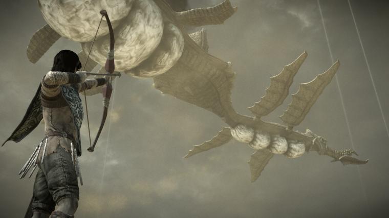 Shadow of the Colossus - 2 percben a legenda újjáéledése bevezetőkép