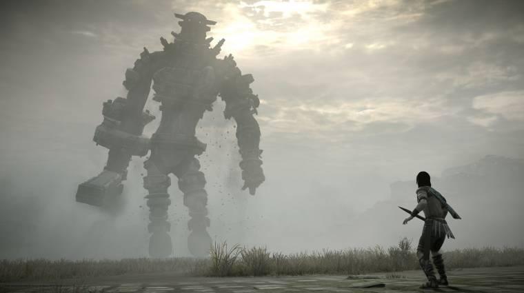 Shadow of the Colossus - nagyon szép lesz PS4-en, íme a gyűjtői bevezetőkép