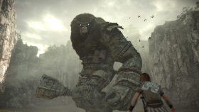 Shadow of the Colossus kép