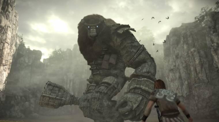 Shadow of the Colossus - itt van 15 perc a játékmenetből bevezetőkép