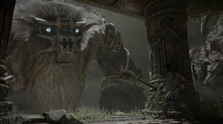 Shadow of the Colossus - így alkották újra a kolosszusokat bevezetőkép