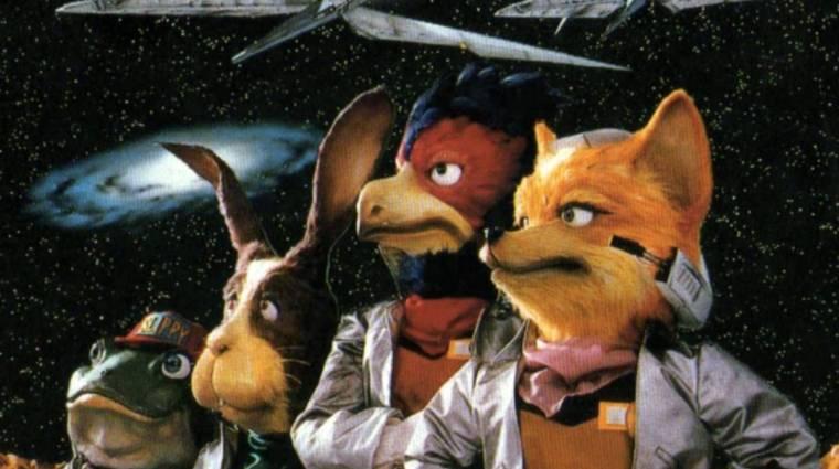 A Star Fox 2 készítőjét is meglepte, hogy megjelenik a törölt rész bevezetőkép