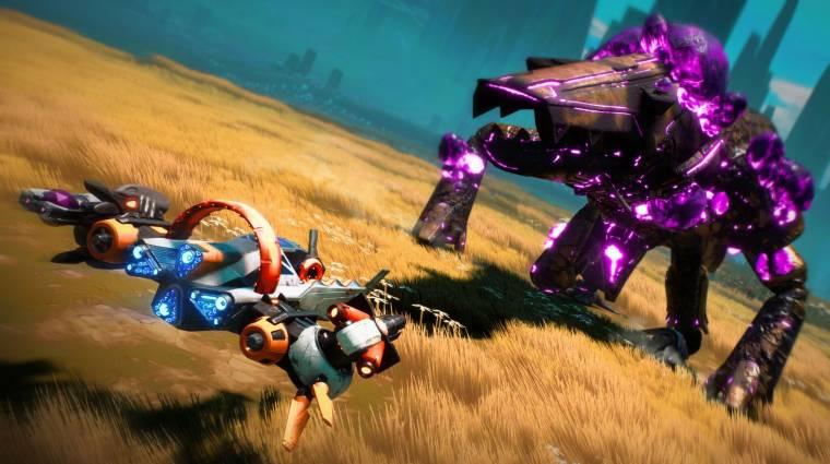 Gamescom 2018 - a világról mesél a Starlink: Battle for Atlas trailer bevezetőkép