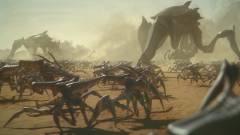 Ismét animációs formában folytatódik a Csillagközi Invázió, előzetesen a Traitor of Mars kép