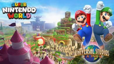Kiderült, mikor nyílik meg az első Nintendo vidámpark
