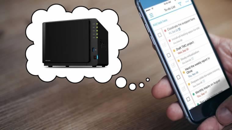 Több, mint adattároló: Synology appok mobilra kép