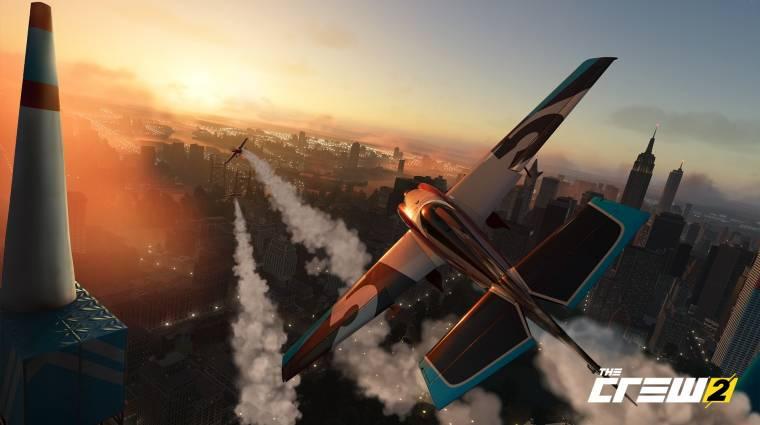 The Crew 2 - launch trailer hangol a megjelenésre bevezetőkép