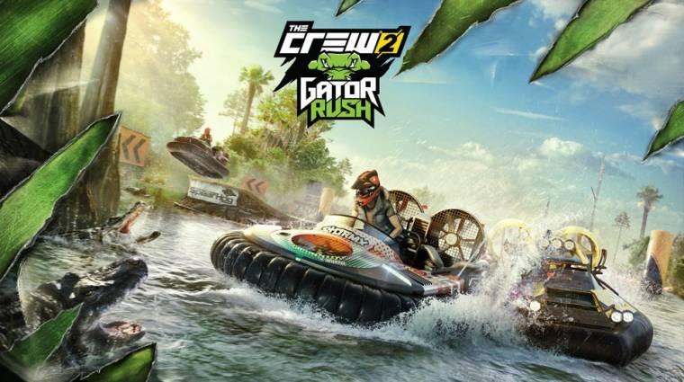 The Crew 2 - megjött a Gator Rush, a hétvégén ingyen kipróbálható lesz a játék bevezetőkép