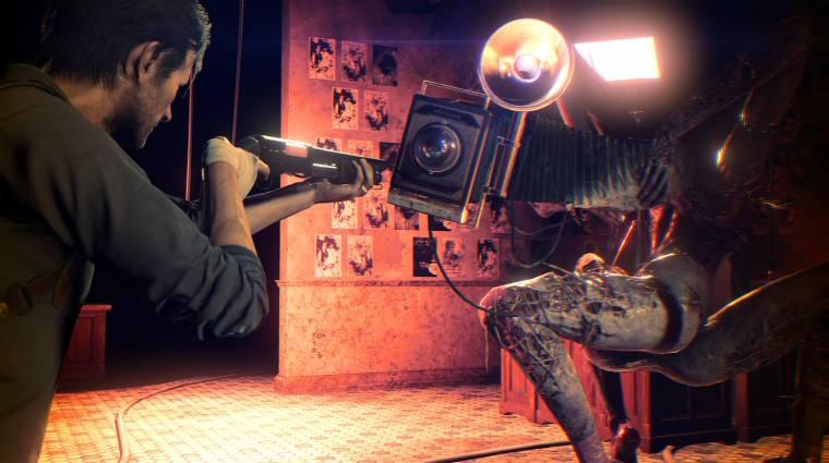 E3 2017 - a The Evil Within 2 játékmenet nem egy nyugdíjasklub bevezetőkép