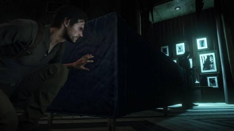 The Evil Within 2 - feloldható easter egg lett az első rész utált részletéből bevezetőkép