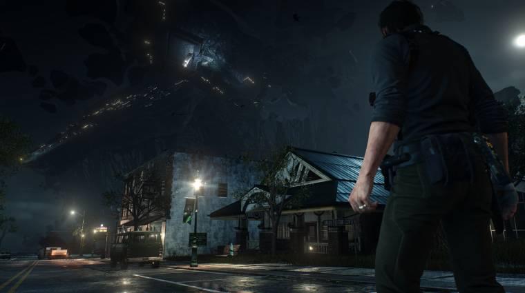 The Evil Within 2 - ez jobban fut PlayStation 4-en, mint az elődje? bevezetőkép